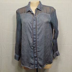 🌠3 For $20 Deal🌠DKNY Button Down Blouse